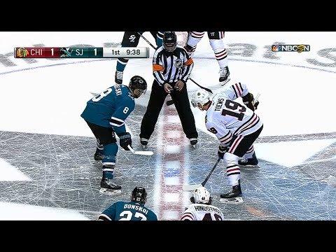 Chicago Blackhawks vs. San Jose Sharks (01.03.2018) Highlights