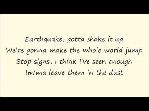Big Time Rush - Run Wild (lyrics)