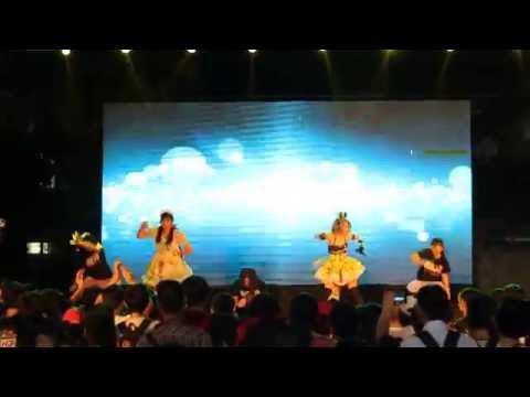 【虹☆Maid Emi】Globe & Earth グローブアンドアース【Aki Matsuri 2015】