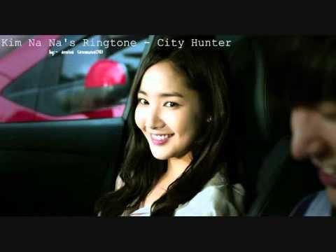Kim Na Na's Ringtone - City Hunter
