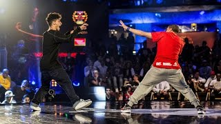 Lil Zoo VS El Nino | Red Bull BC One World Final 2015