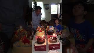 Bullet and Wowo Edu's birthday bash