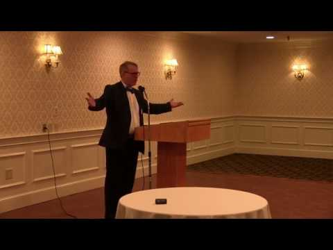 Samuel Fuller School Classical Education Seminar and Banquet 2019 - Dr. Christopher Perrin
