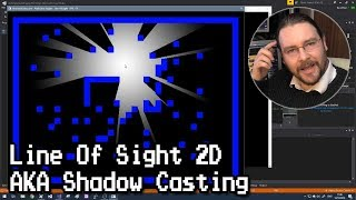 Line Of Sight or Shadow Casting in 2D