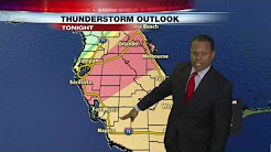Tornado Watches and Severe Weather in Fort Myers