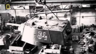 Боевая техника Танк (National Geographic) part 3-4 / Видео