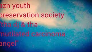 azn youth preservation society - tha dj & tha mutilated carcinoma angel