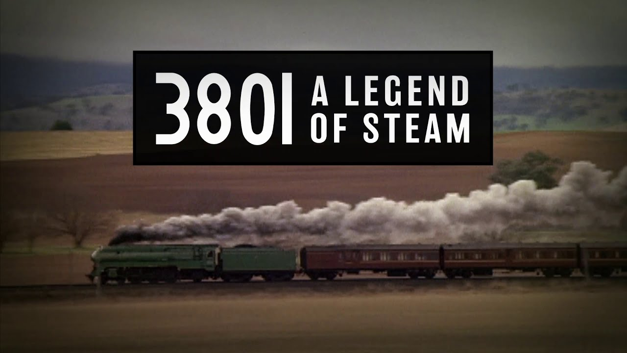The wait is over: 3801 returns