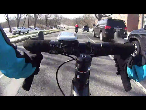 2017 Cycling Philadelphia Winter/Spring ride w/ Andrew