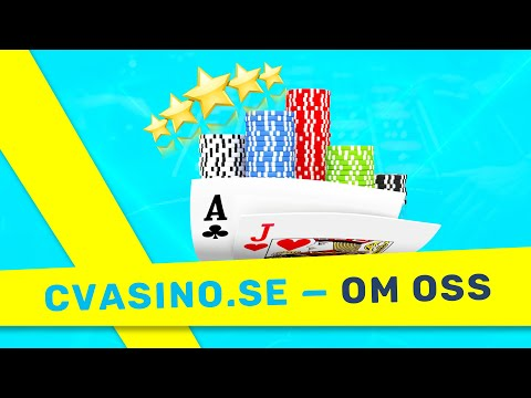 Cvasino.SE – Om oss video preview
