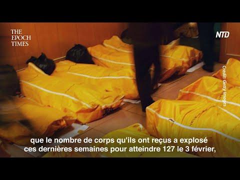 Exclusif: un employé du funérarium de Wuhan révèle le nombre réel de décès du coronavirus