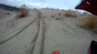 XR 400 vs. sand GOPR0354.MP4