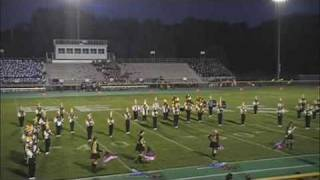 The James A. Garfield Marching Pride Part 1.