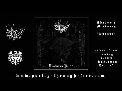Shadow's Mortuary - Ruoska - New Song 2019