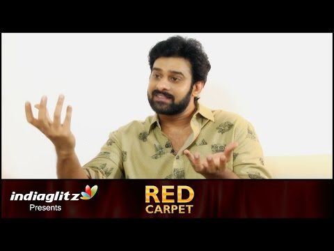 Thumbnail: Prabhas Interview: I Knew 'Bahubali' Villain Will Be More Powerful | Red Carpet by Sreedhar Pillai