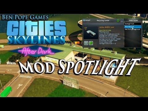 Service Vehicle Selector - Mod Spotlight - [Cities: Skylines]