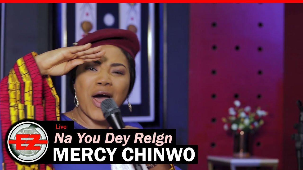 Download Mercy Chinwo - Na You Dey Reign (Studio Performance)