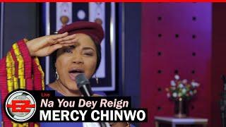 Mercy Chinwo - Na You Dey Reign (Studio Performance)