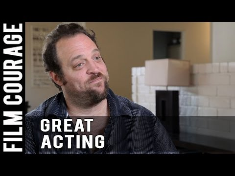 What Separates Great Acting Peformances by Alex Sol