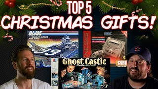 Top 5 BEST Childhood Christmas Presents