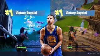 CLUTCH LIKE CURRY! | GETTING WINS UNDER PRESSURE | FORTNITE BATTLE ROYALE