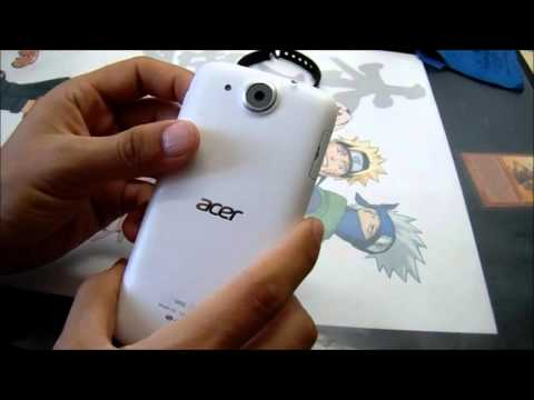 Video recensione Acer Liquid Jade Z