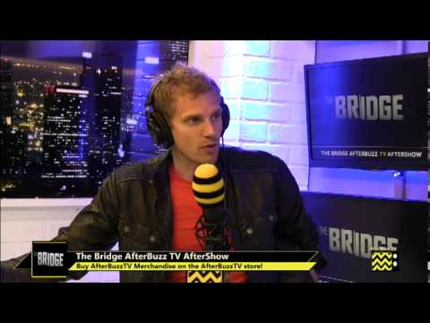"The Bridge After Show Season 1 Episode 12 ""All About Eva"" | AfterBuzz TV"