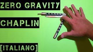 Zero Gravity Chaplin [ITA] | COLTELLO A FARFALLA - 60 FPS BALISONG TUTORIAL