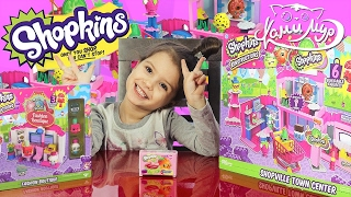 Шопкинс Супермаркет ИГРАЕМ В МАГАЗИН NEW Shopkins Season 7