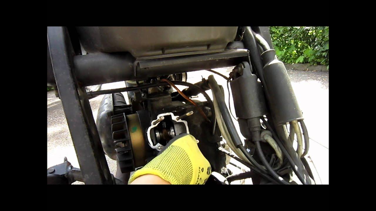 Yamaha Gp Engine Removal
