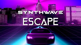 Escape by Legna Zeg Synthwave Royalty-Free