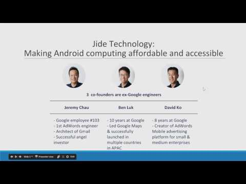 Introduction to Remix Mini: Android PCs for NGOs