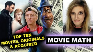 Top Ten Streaming! Disney Plus Soul, Netflix Bridgerton & Cobra Kai