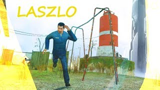 Half Life Lore - The Greatest Character: Laszlo