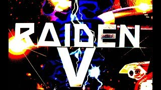 Classic Game Room - RAIDEN V review