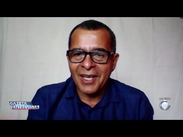 1° Bloco: Gazeta Entrevista com Anízio Cláudio