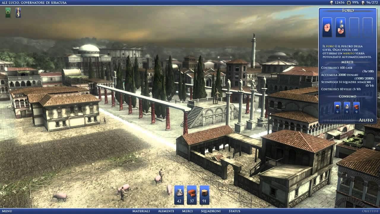 imperium civitas 3 gratis italiano