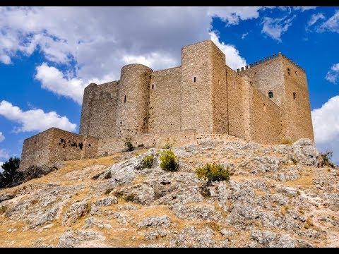 Castillo de Segura de la Sierra. Jaén - YouTube