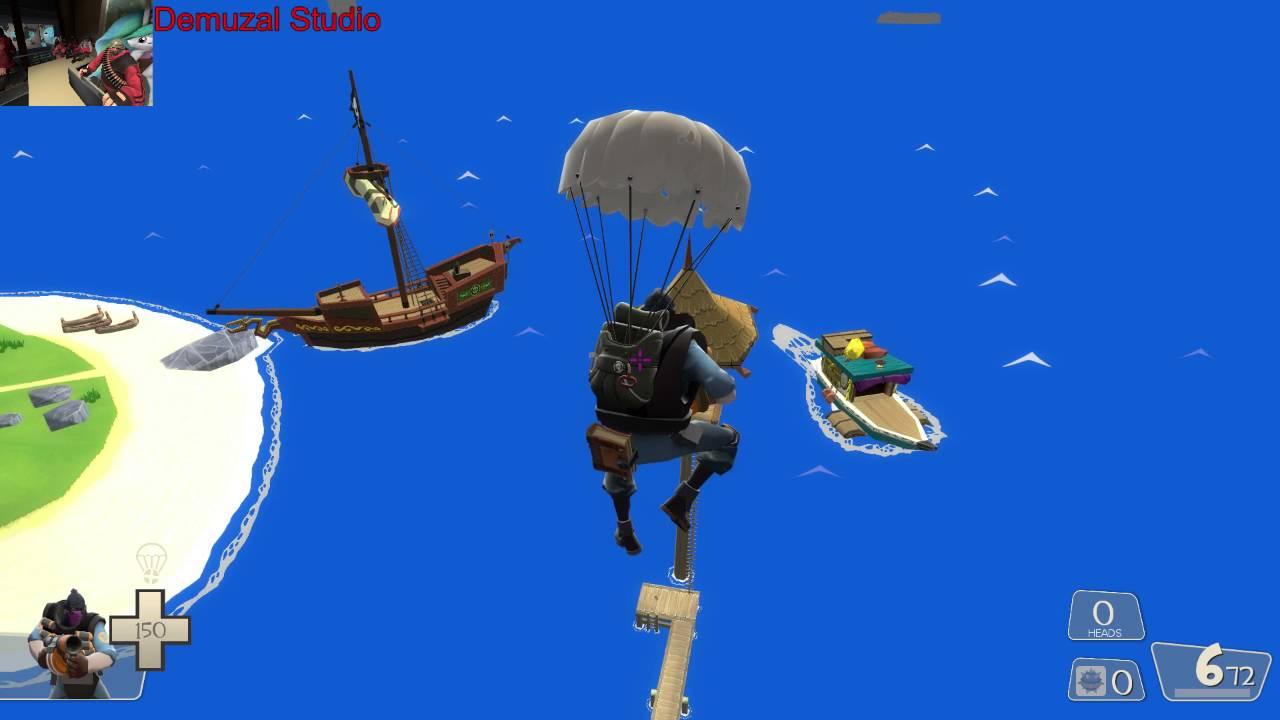TeamFortress 2 map legend of zelda windwaker HD on the wind waker hd map, wind waker sea map, zelda wind waker map tower, zelda wind waker hd review,