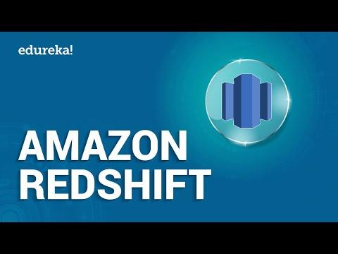 Amazon Redshift Tutorial | AWS Tutorial for Beginners | AWS Certification Training | Edureka