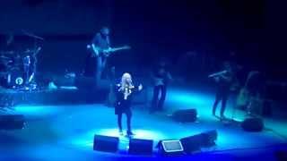 Patty Pravo -MORIRE TRA LE VIOLE live@Roma -Auditorium 7/7/14 (Luglio Suona Bene)