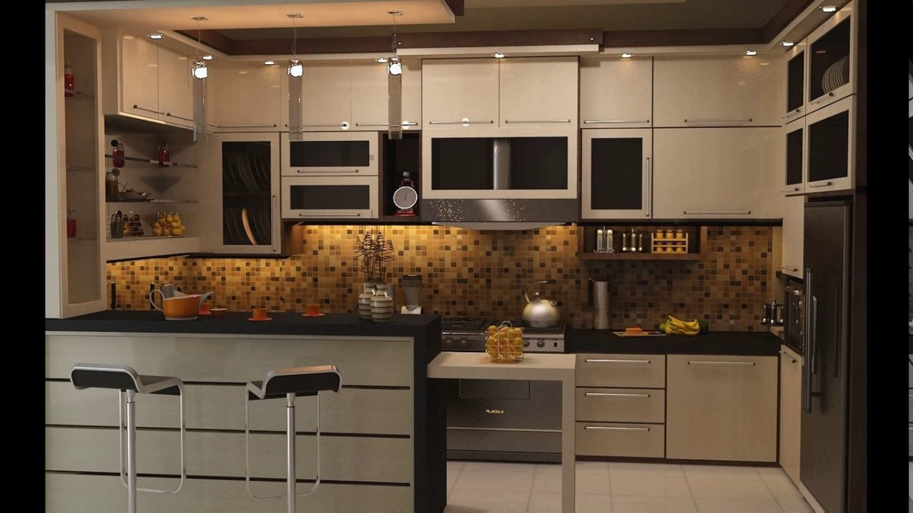 Design Kitchen Set Klasik Youtube