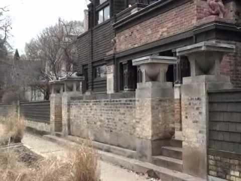 Frank Lloyd Wrights Home / Studio, 951 Chicago Ave. Oak Park Il.