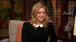 Brittany Snow Keeps The Faith While 'Dialing A Prayer'