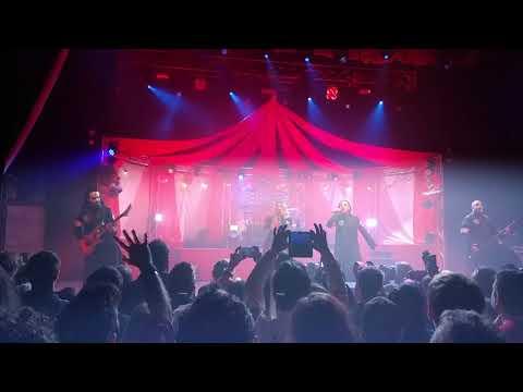 Lacuna Coil - Tight Rope (Live London 2018)