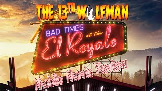 Bad Times at the El Royale Mobile Movie Review