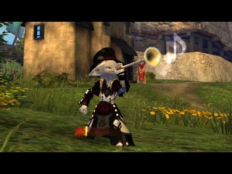 Guild Wars 2 - 12 songs on Marriner's Horn