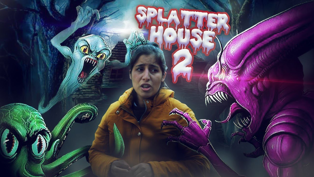 Download Splatter House 2