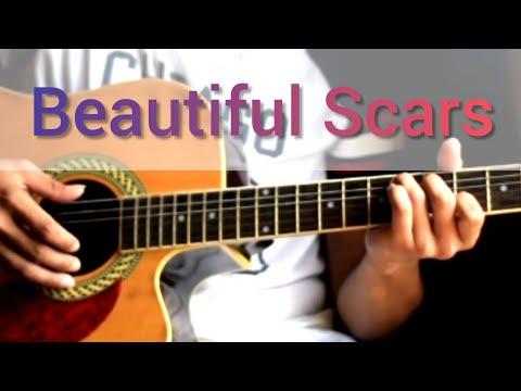 Beautiful Scars Maximillian Guitar Fingerstyle Cover