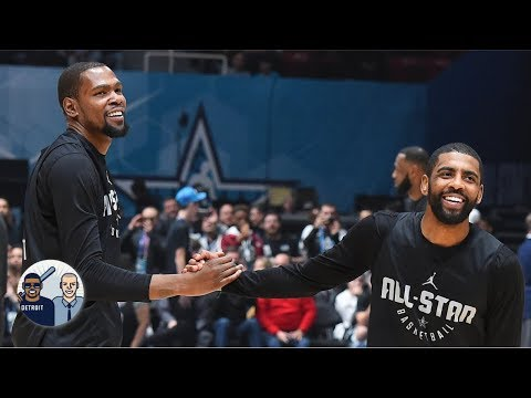 Is Kyrie Irving and Kevin Durant's friendship a good sign for the Knicks? | Jalen & Jacoby